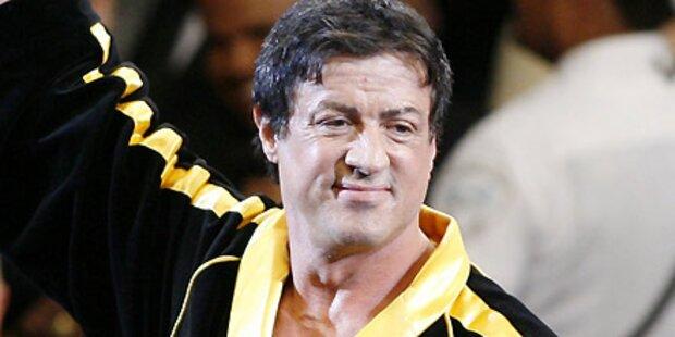 Ausstellung: Stallone zeigt
