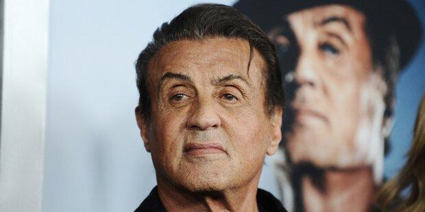 Stallone: Endgültiges Aus für 'Rocky'