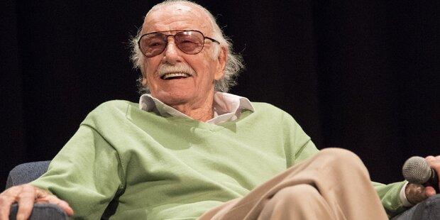 Comic-Legende Stan Lee: Wieder zu Hause