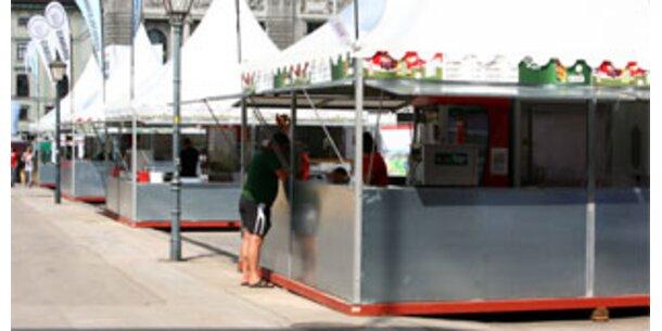 Getränke in Wiener Fanzone werden doch billiger