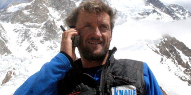 Stangl war nicht am K2-Gipfel