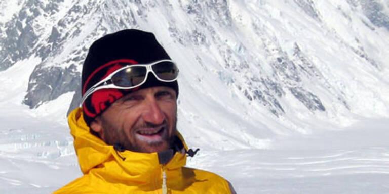 Bergsteiger-Krimi am K2