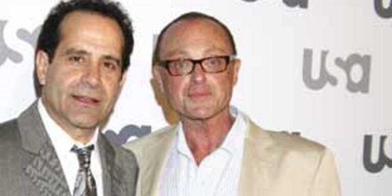 Stanley Kamel (re.) mit Tony Shalhoub