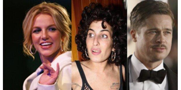Das Star-Jahr 2009: Babys, Hochzeiten, Trennungen