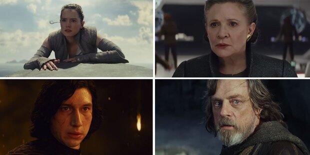 Star Wars: Neuer Trailer verrät Geheimnis