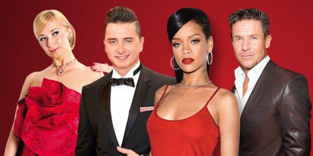 Super-VIP gesucht: Wer ist Ihr Star 2012?