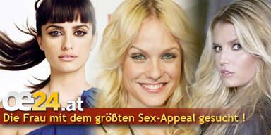 Wer hat den größten Sex-Appeal?