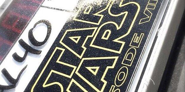 1. Foto vom Star Wars-Set veröffentlicht