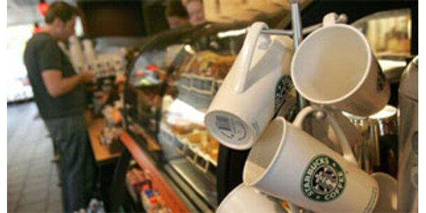 Starbucks soll 100 Mio-Trinkgeld neu auszahlen