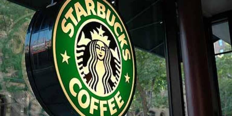 Immer mehr gehen zu Starbucks