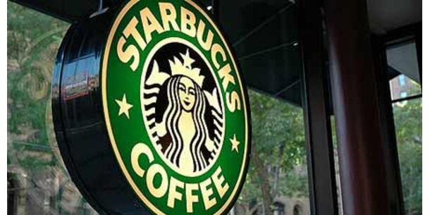 Starbucks startet Alkohol-Verkauf