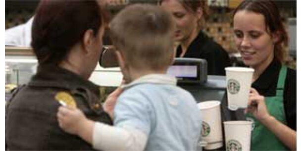 Starbucks ruft 250.000 Kinderbecher zurück