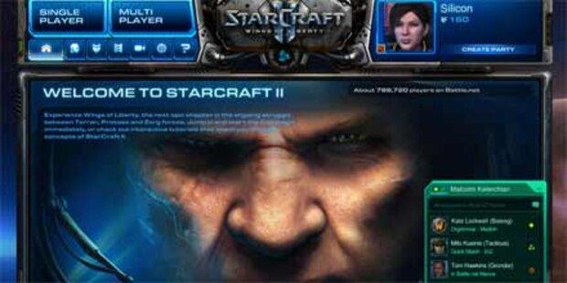 Starcraft 2 lässt Grafikkarten überhitzen