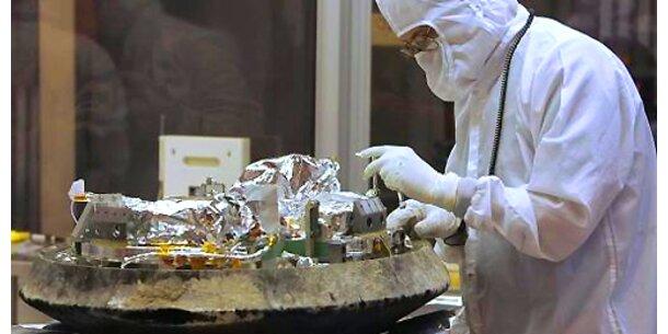 Neues Mineral in Staubteilchen entdeckt