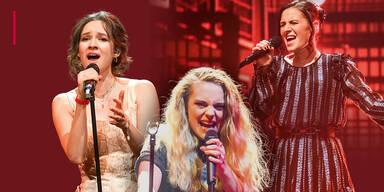 Acht neue Hits bei ''Starmania''