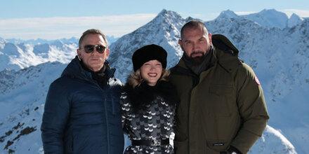 Bond: So cool in Sölden