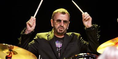 Ringo Starr in Salzburg und Wien