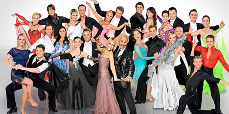 Das sind alle Dancing Stars