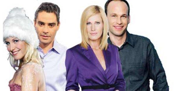 Unsere TV-Stars frisch verliebt