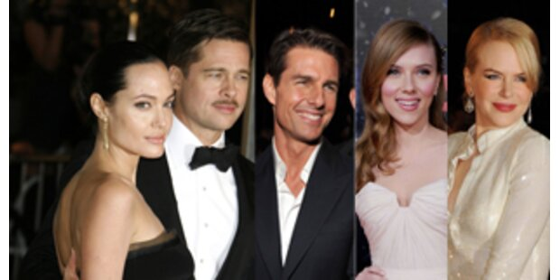 Weihnachten: So feiert Hollywood