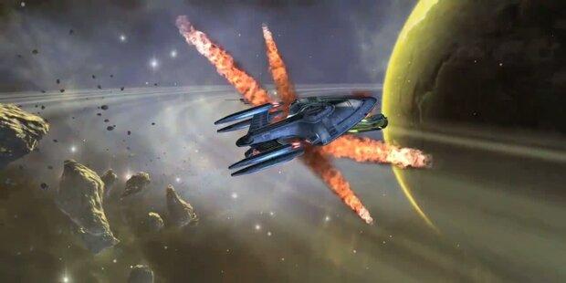 Star Trek Online wird 1 Jahr
