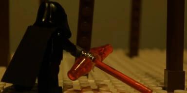Star Wars Trailer: Die Lego-Version