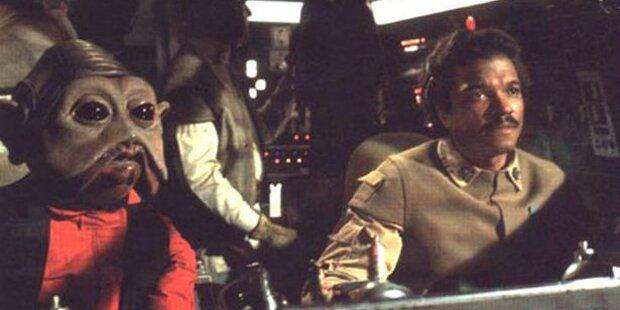 Star Wars-Star tot aufgefunden