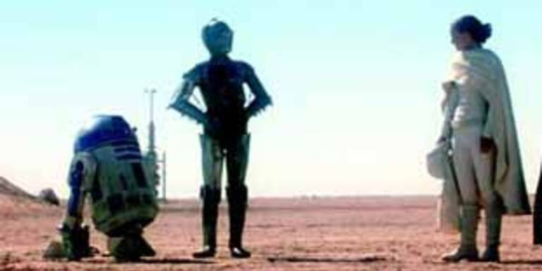 Star Wars-Roboter R2-D2 wurde gestohlen