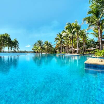 Honeymoon-Hotspot: Traumhaftes Mauritius