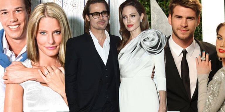 Hochzeitsfieber in Hollywood & Österreich