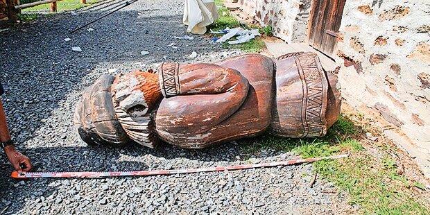 Fünfjähriger in Kärnten von Statue erschlagen