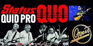 Status Quo & Opus Salzburg
