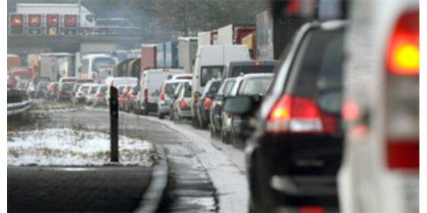 Ferienbeginn sorgt für Verkehrs-Chaos