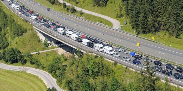 Autobahnen werden per Video überwacht
