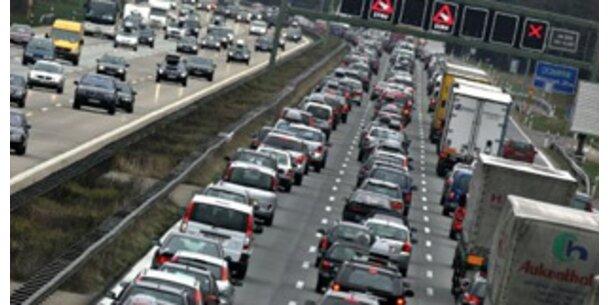 Verkehr in Österreich verdoppelt sich bis 2020