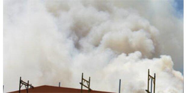 Tödliche Tankexplosion in LKW-Betrieb