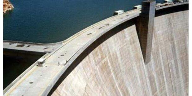 China plant neuen Mega-Staudamm
