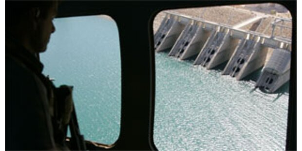 Größter Staudamm im Irak droht zu bersten