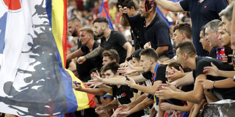 UEFA eröffnete Verfahren gegen Steaua