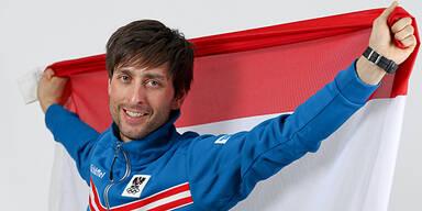 Mario Stecher wird Fahnenträger von Österreich