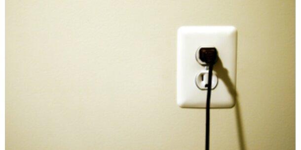 Strom wird 2009 um 10 Prozent teurer