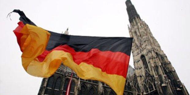Deutsche erstmals größte Ausländergruppe