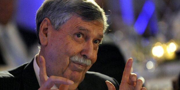 Ex-Vizekanzler Steger feiert 70. Geburtstag