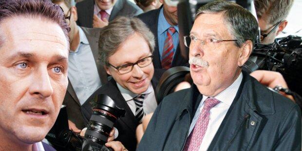 FPÖ-Chaos nach ORF-Wahl