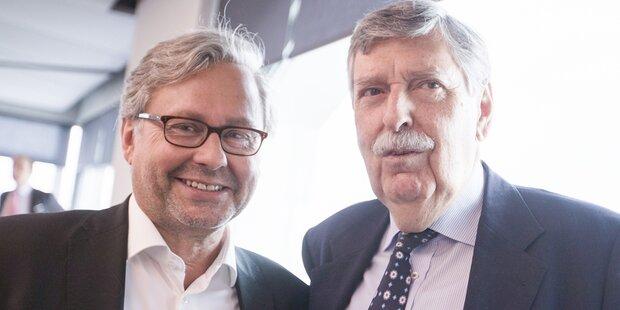 Steger will ORF-Gebühr halbieren