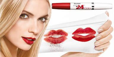 Julia Stegner Maybelline Jade SuperStay 24H Lippenstift