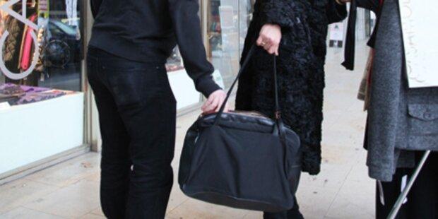 18-Jähriger entriss Frau die Handtasche