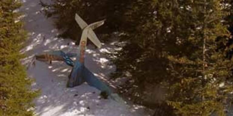 Segelflieger überlebt Absturz in der Steiermark