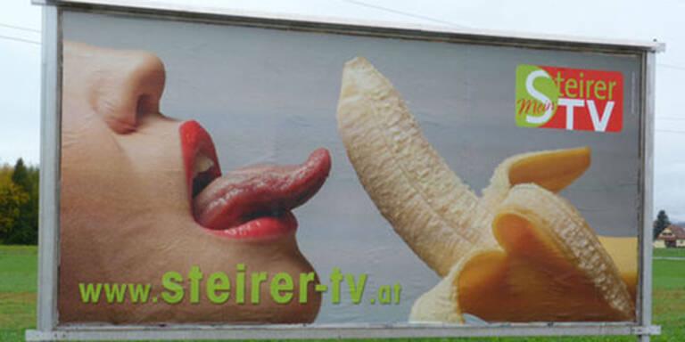 Aufregung um Bananen-Plakat