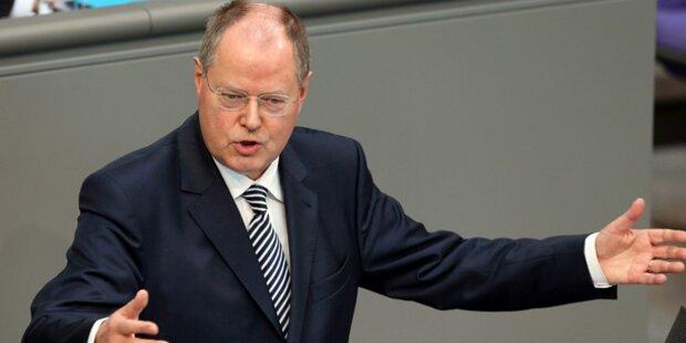 Post-Vorstand soll Steinbrück erpresst haben